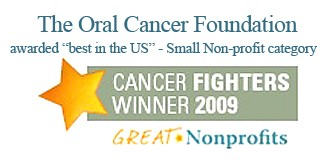 2009 Winner of the Cancer Fighters Award!
