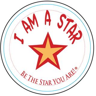 I am a STAR Button
