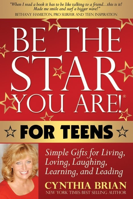 Be the Star You Are! for TEENS book