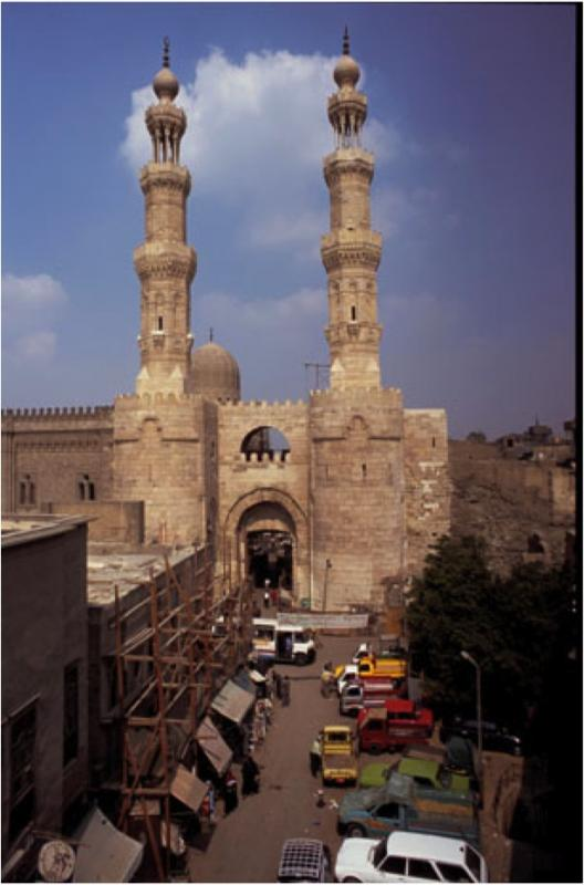 Conserved gates of Bab Zuweyla