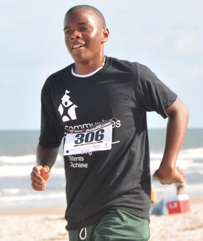 Run for achievement- CIS Nassau Annual Beach Run