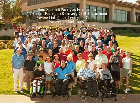 4th Annual Racing to Recovery Golf Tournament