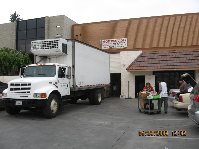 OUR REFRIGERATED TRUCK