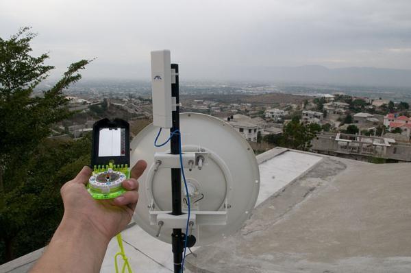 Capturing Coordinates in Haiti