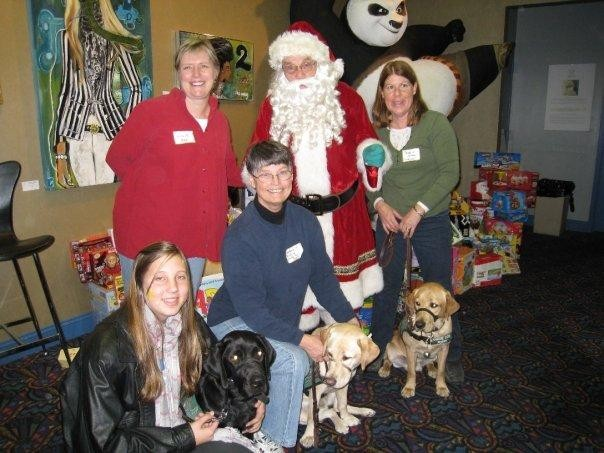 Blind Babies Foundation Annual Holiday Party Hosted by Variety
