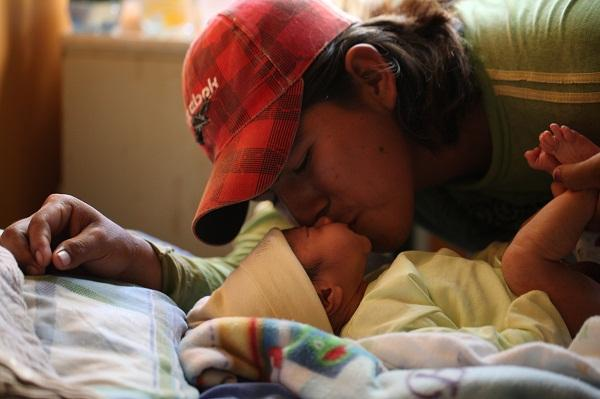 Providing support for healthier newborns.