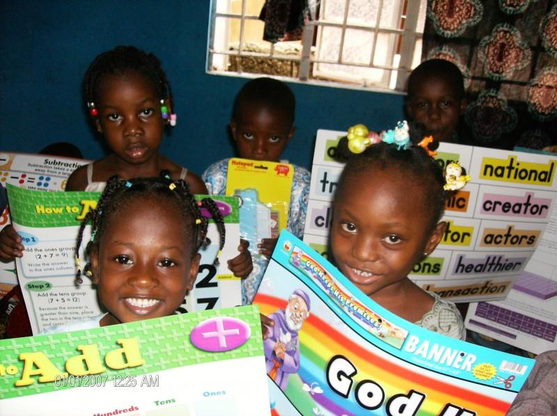 Providing Teaching Supplies