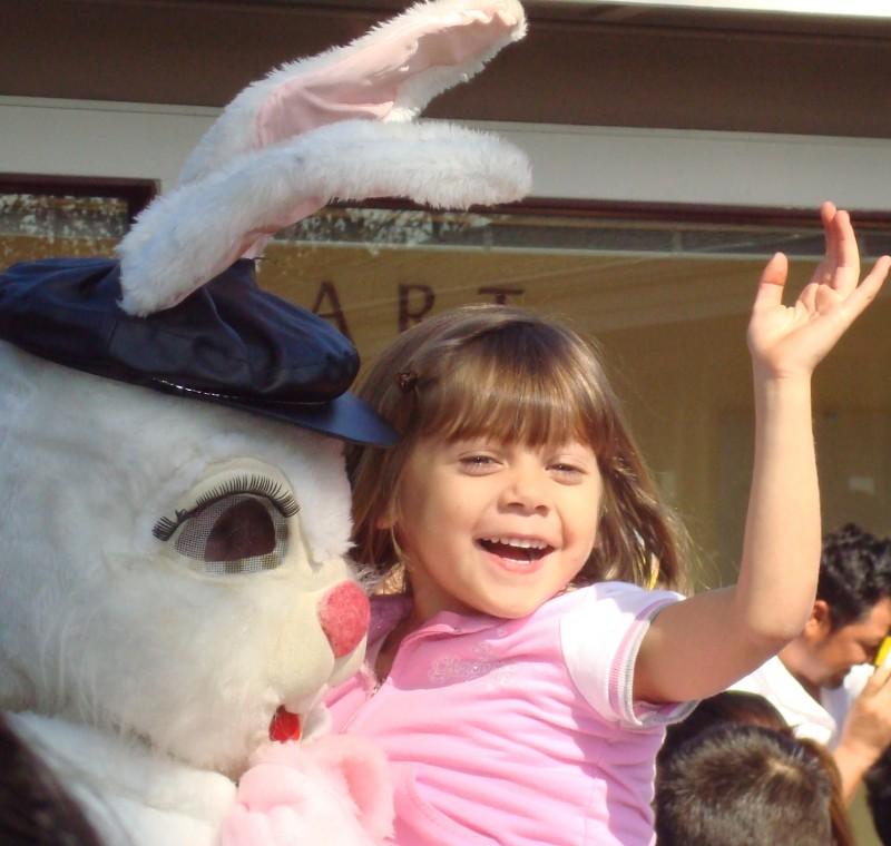 Customer: Easter