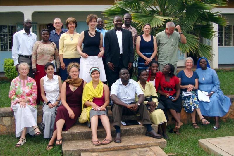 Change A Life Uganda Team 2012