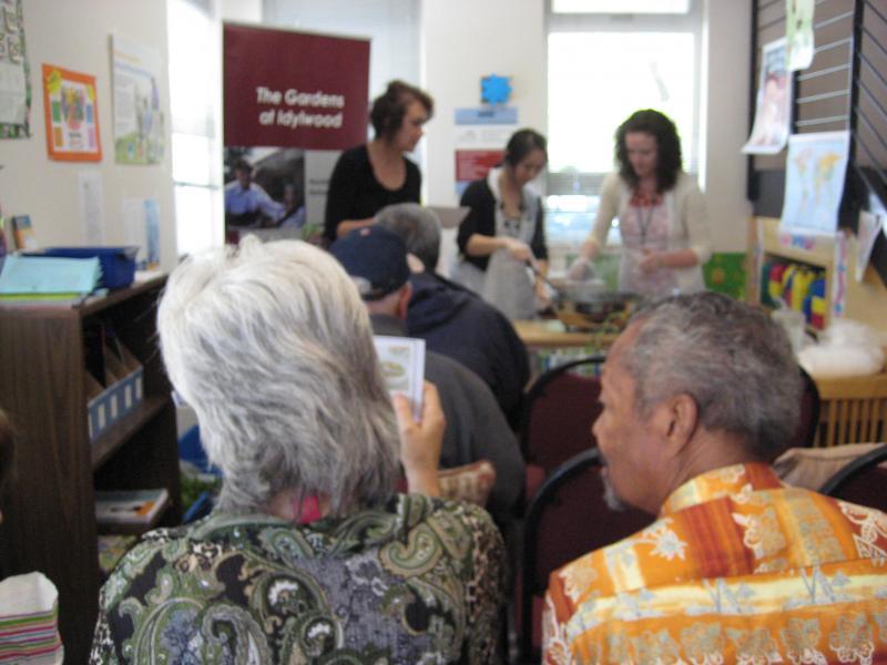 CARE workshop on nutrition