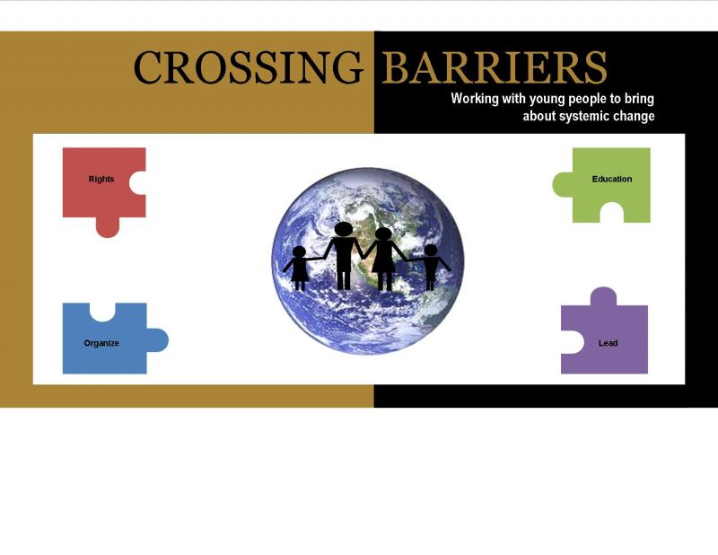 CrossingBarriers' Logo