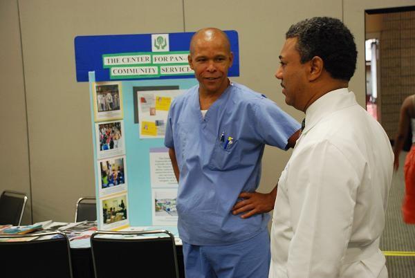 Dr. Bennett (founder) & Dr. M.J. Collier