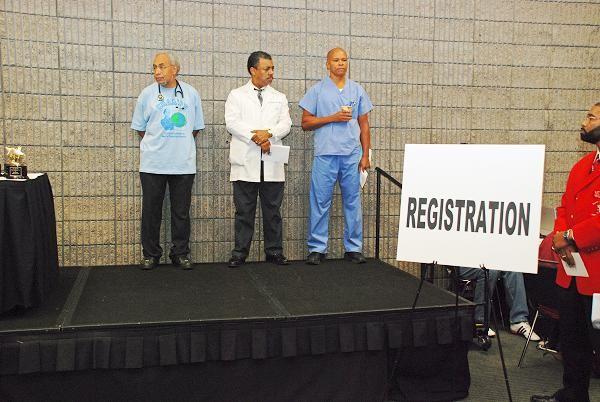 Drs. Bonhomme, Collier, & Bennett