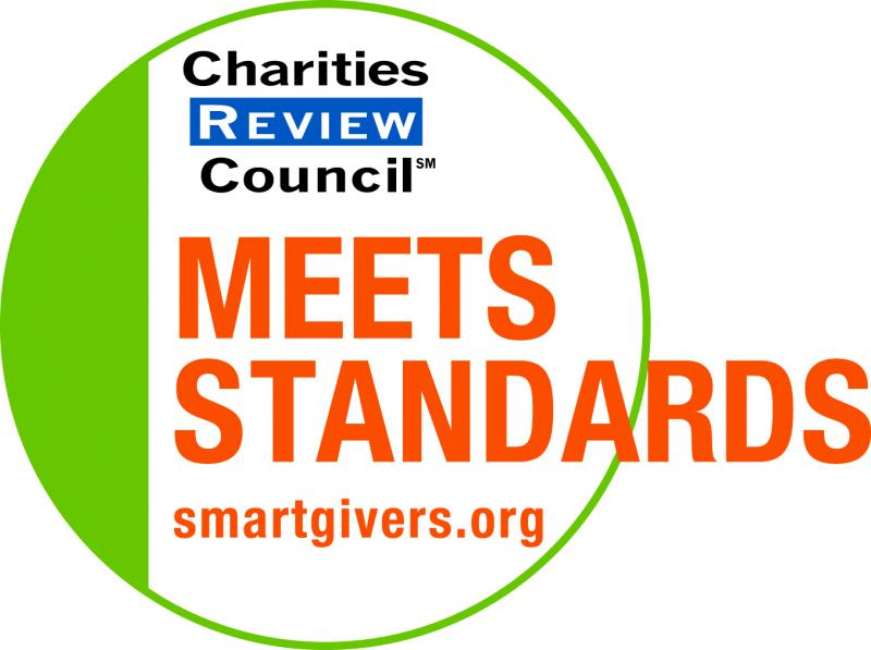 CrossingBarriers received meets standard seal from Charities Review Council in June of 2013.We met all of the accountability standard as a successful non profit.