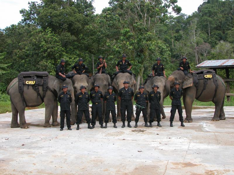 Conservation Response Units in Sumatra