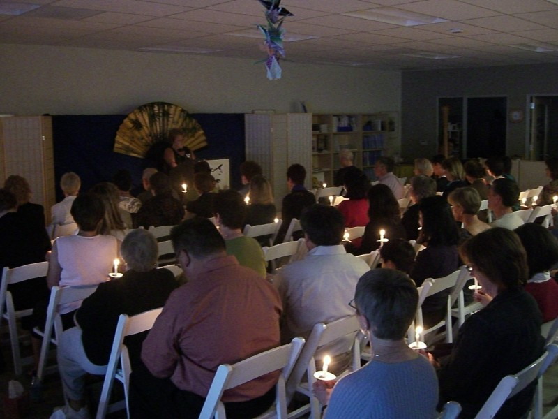 Annual BCC Honoring Life:  A Celebration & Remembrance event candlelighting ceremony