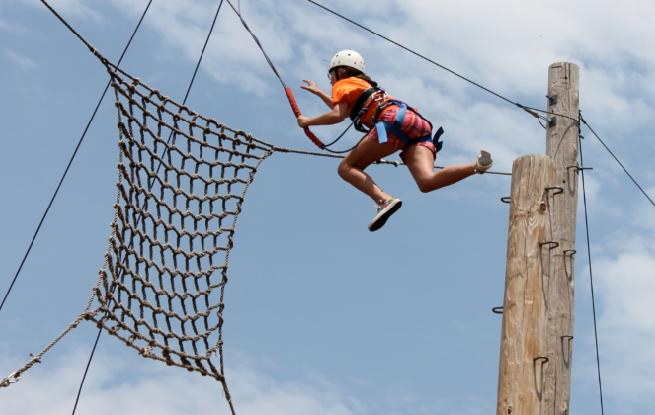 Taking a leap of faith!