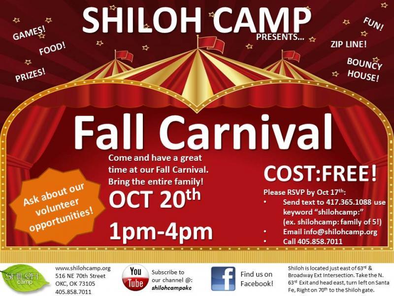 Fall Community Carnival