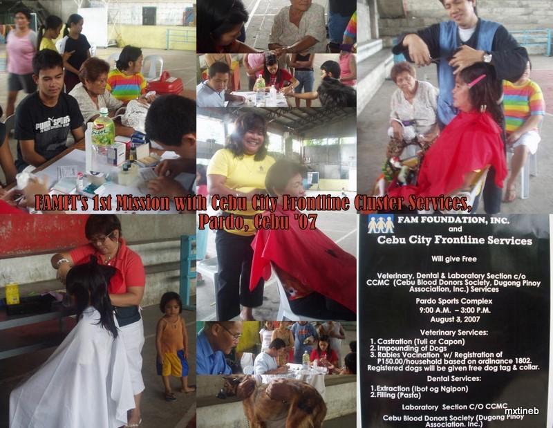Cebu City Frontline Services in Pardo '07