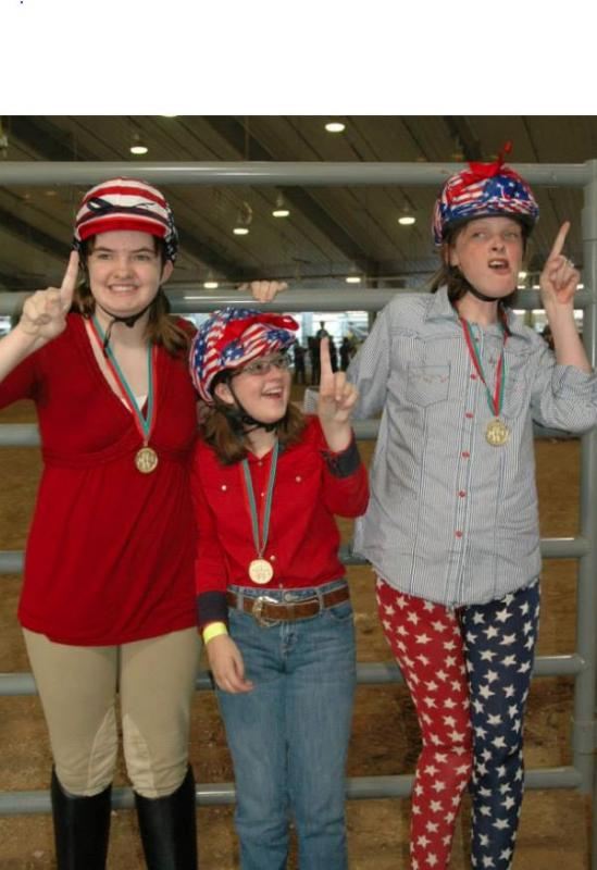 Spring riders celebrate victory at State Special Olympics