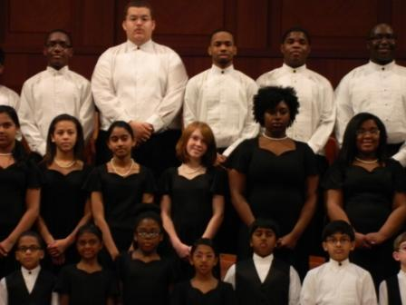 MET Singers as Nashville Symphony's Celebration Youth Chorus, Let Freedom Sing 2012