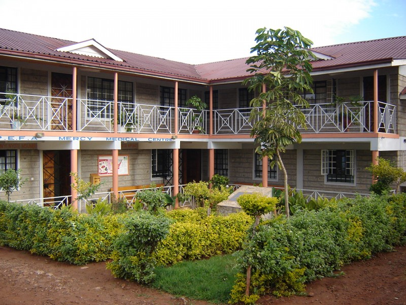 PEFA Mercy Medical Clinic in Central Kenya