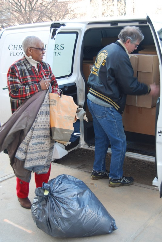 WBGO's Winter Coat Drive provides coats to children in Central New Jersey