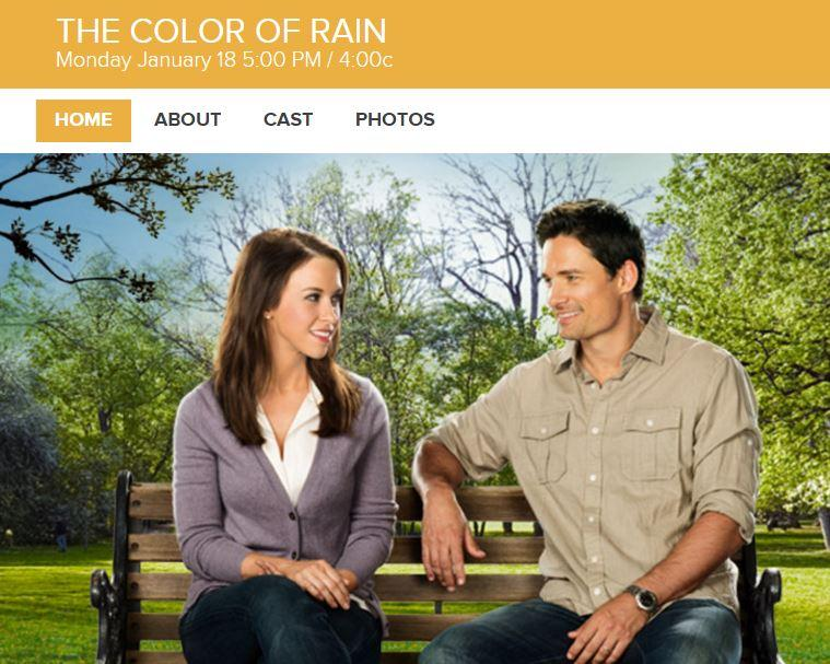 The story of New Day is depicted in this Hallmark channel movie, The Color of Rain.