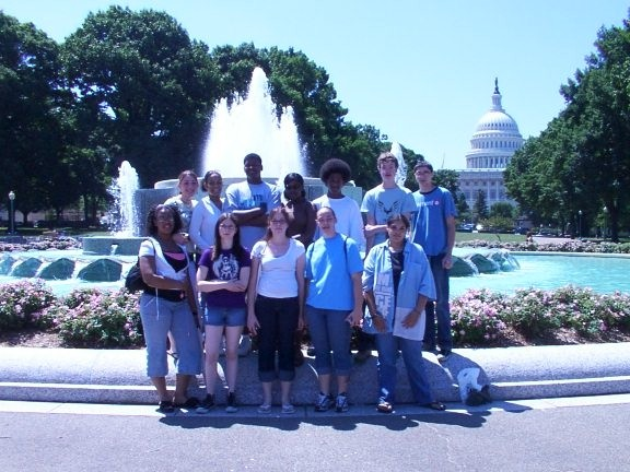 Emerging Leaders Program visits DC.