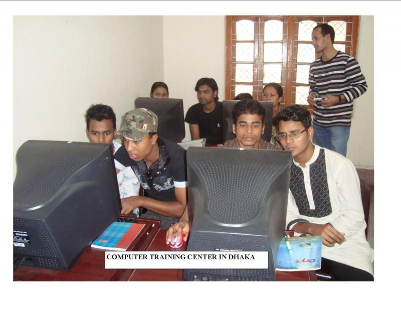 Dhaka Computer training center