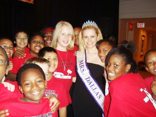 Petya Edwards, Mrs. Dallas International 2010