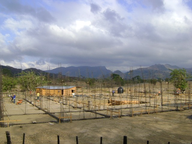 Current construction