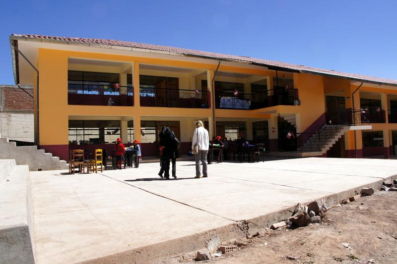New School Primary grades building