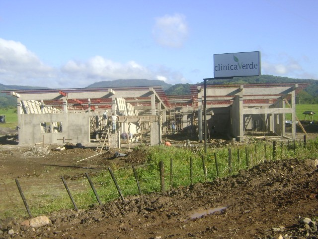 Clinic progress, November 1, 2010