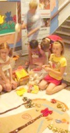 Imaginative Theatre Day Camps are offered