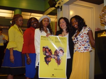 Girls on the Move are finalists at the Wingspan Arts Kids Film Festival at Lincoln Center, NYC!