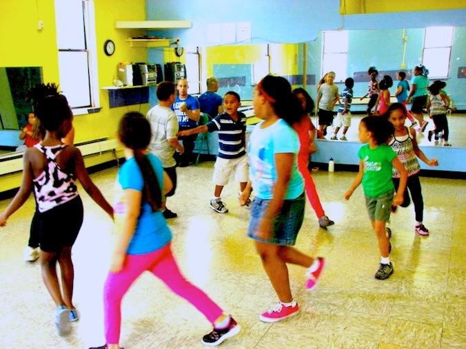 Afterschool Dance Class