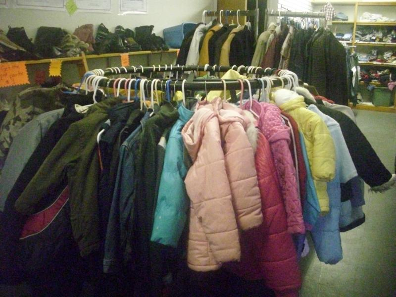 Winter Coats for those in need