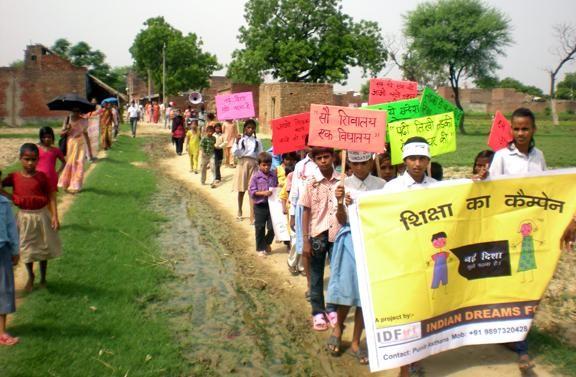 Education Awareness Rally