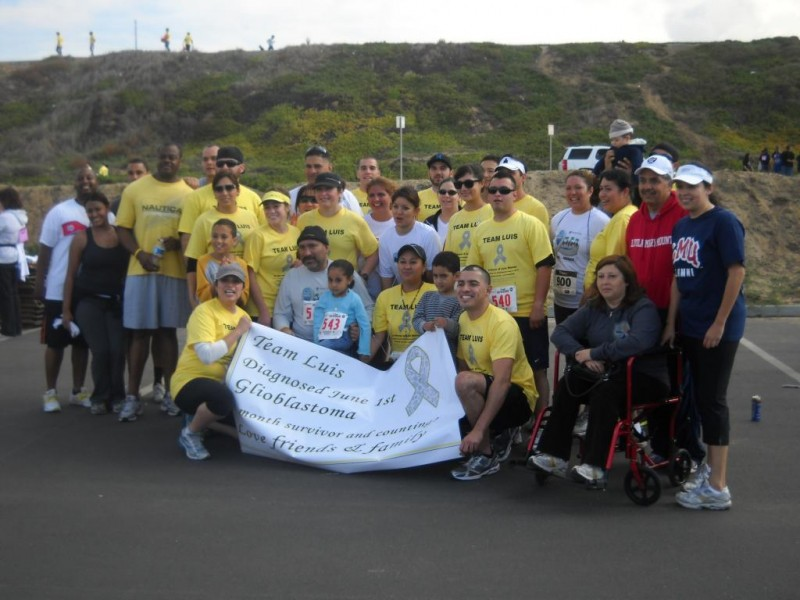 heroes of hope race for research LA