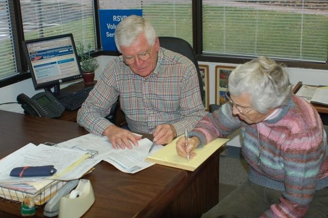 RSVP provides Medicare Counseling for Montgomery County