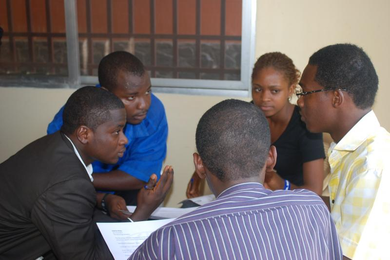 Youth Development Workshop - Monrovia, Liberia