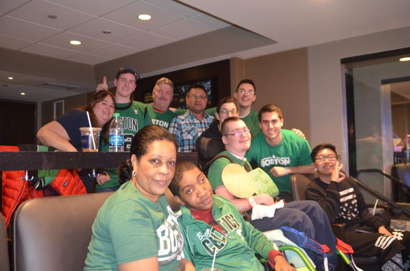 Celtics Game Feb 25, 2015
