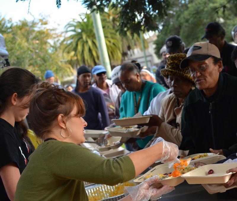 Feeding the community
