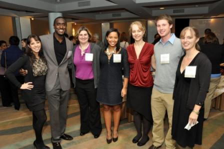 Schweitzer Fellows network at ASF's annual conference for emerging and established leaders.