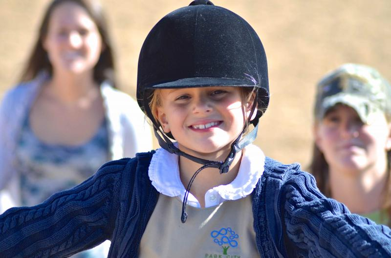 National Ability Center Equestrian Programs
