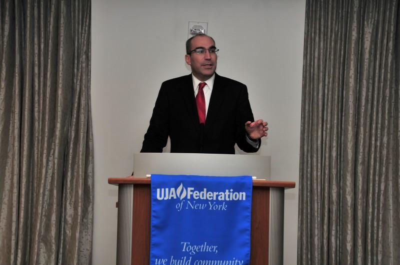 Asaf Shariv - Israeli Consul General