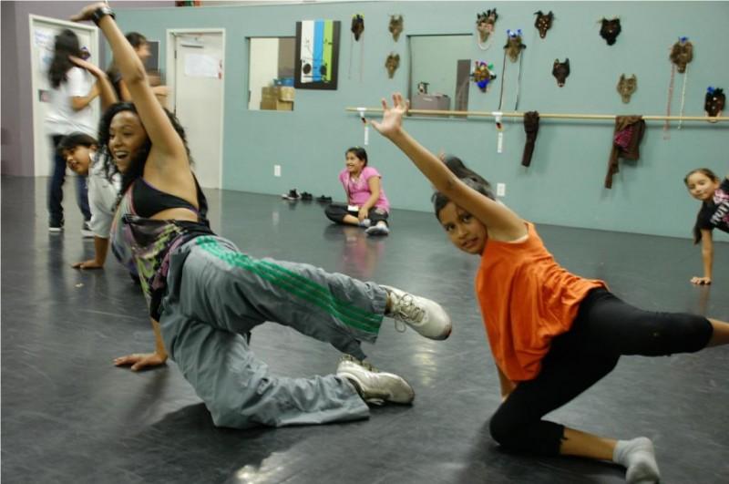 APCH Dance Class
