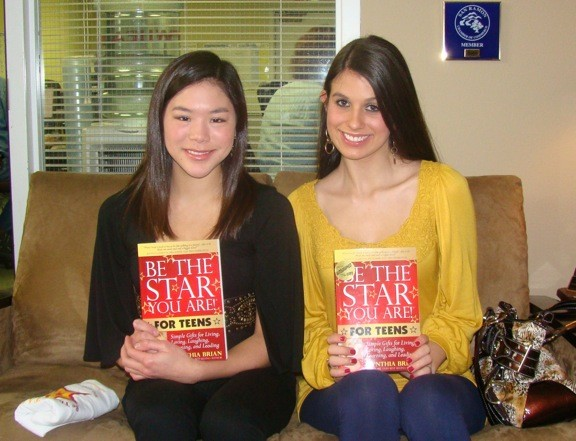 Contributors to Be the Star You Are!® for TEENS, Dani and Rachel