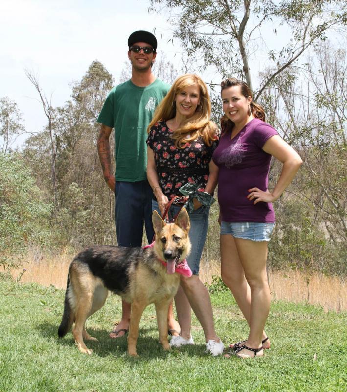 Darcy's family